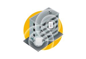 Mais Possibilidades com o Repetidor de Sinal JFL MRP 01 para Dispositivo sem Fio