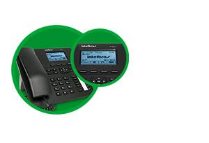 Mais agilidade com a Central Telefonica Híbrida Impacta 16 Intelbras