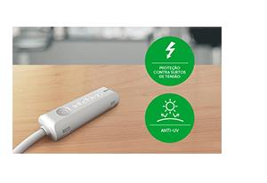 Mais proteção, mais durabilidade com o Microfone para CFTV Intelbras MIC 1050