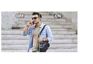 Mais qualidade de imagem com o DVR Giga Security Orion Full HD 4 canais GS0180 Multi HD 1080p