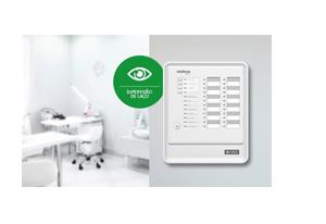 Monitoramento do laço com a Central de Alarme de Incêndio Intelbras Convencional CIC 12L