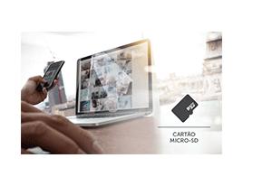Não perca nenhum dado da Câmera Intelbras Full HD VHD 1420 B HDCVI 4MP IR 20m