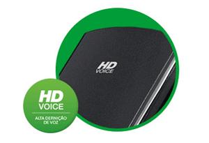 Perfeição de áudio em HD