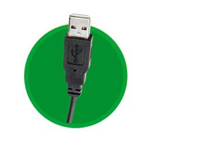Plug & Play com o Cordão de Engate QDU 25 Intelbras