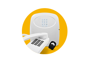 Programação prática com a Central de Alarme JFL Monitorável Active 20 GPRS Modular 20 Zonas)
