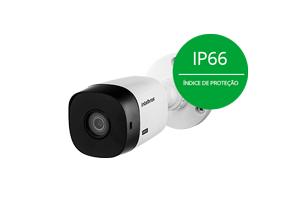 Câmera Intelbras VHL 1120 B com IP66: Proteção contra Sol e chuva