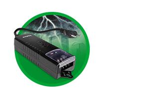 Proteção total da EF 1203 Intelbras