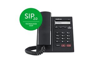 Protocolo SIP 2.0 com o TIP 125 Lite Intelbras