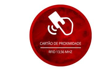 Cartões de proximidade da iDProx Control ID