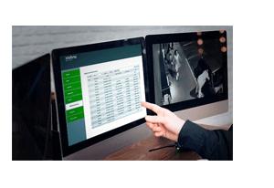Relatórios de acesso com o Porteiro Eletrônico Intelbras IP XPE 1001 IP Tecla Única