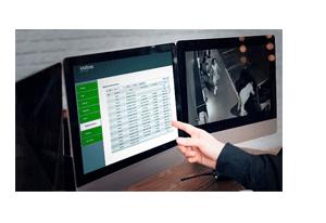 Relatórios de acesso com o Porteiro Eletrônico Intelbras IP XPE 1013 IP de 13 Teclas