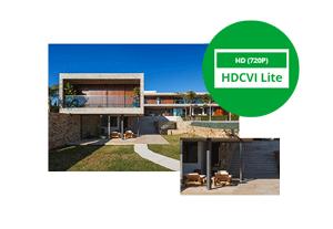 Imagens em HD (720p) com a Câmera Intelbras HD VHL 1120 B