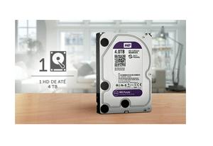 Resolução máxima em todos os canais com o NVR Intelbras Ultra HD 4 Canais NVD 1304 IP 6MP