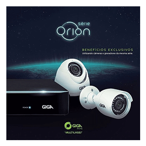Série Orion Giga Security