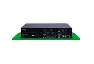 Sistema inteligente com a Central Telefônica Híbrida Intelbras Unniti 2000