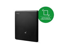 Solução eficiente com leitor de cartão de longa distância com a Etiqueta de Acionamento Veicular RFID 900MHz Intelbras TH 3010