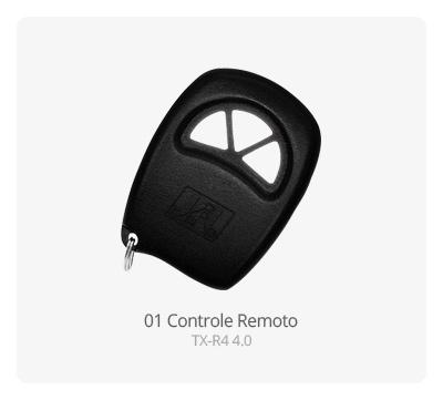 Controle Remoto TX-4R 4.0 JFL