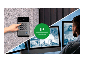 Tecnologia IP com o Porteiro Eletrônico Intelbras IP XPE 1013 IP de 13 Teclas
