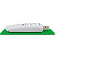 USB 3.0 do Adaptador USB wireless dual band Action A1200 Intelbras