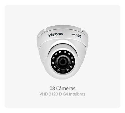 Câmera Intelbras VHD 3120 D G4