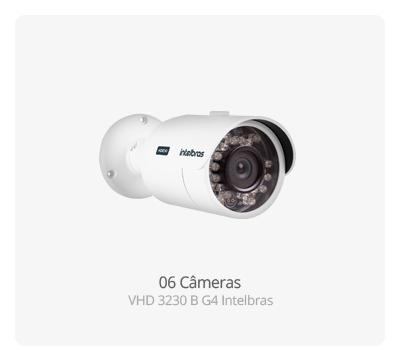 Câmera Intelbras VHD 3230 B G4 Full HD