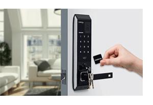 FR 330 Intelbras Várias formas de abrir a sua fechadura