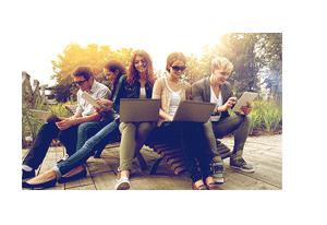 Wi-Fi compartilhado com até 8 dispositivos com o Telefone Celular Fixo Intelbras com Wi-Fi 3G CFW 8031