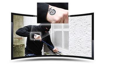 Mais detalhes com a imagem Full HD da VHD 3230 B G4 Intelbras