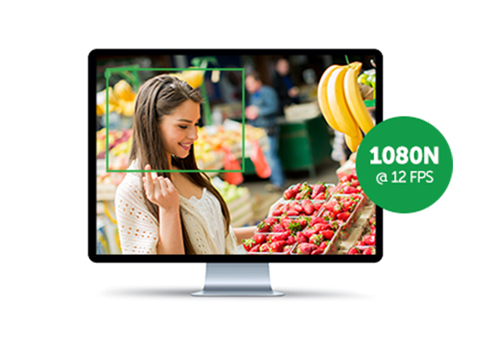 DVR Gravador de Imagem de Alta Resolução 720p / 1080n