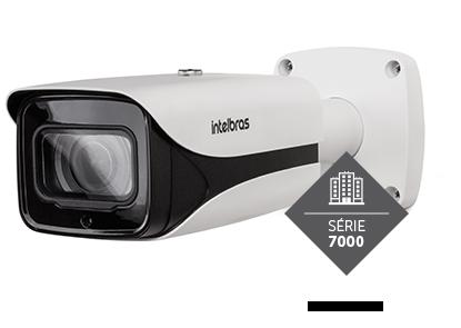 Câmera Intelbras série 7000 4K