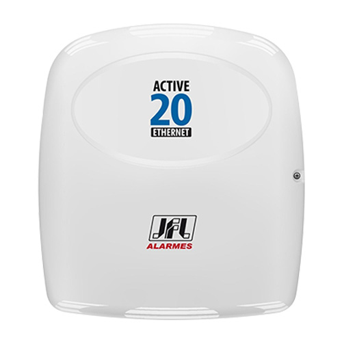 Central de alarme monitorado Active 20 Ethernet JFL