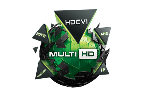 Tecnologia MultiHD (Analógico, HDCVI, HDTVI, AHD e IP)