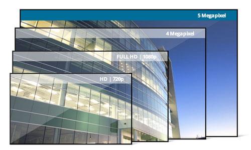 Imagens em Full HD+ 5MP com a Câmera IP Intelbras Full HD+ VIP 5550 Z IA Inteligência Artificial IR 50m 5MP