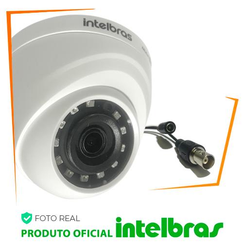 Câmera Intelbras 1010D com alta definição geração 4 - tamanho da imagem 500x500