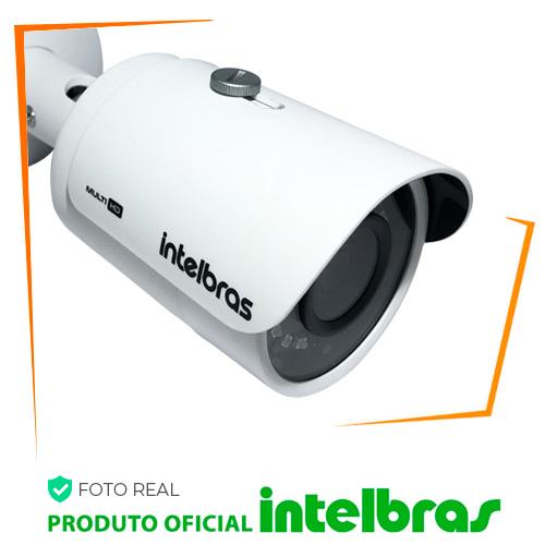 Câmera Ultra Full HD Intelbras 3230B - Multi HD 2 megapixels - tamanho da imagem 500x500