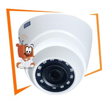 Imagem Câmera 1010d Dome Intelbras