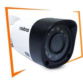 Imagem Câmera de Segurança Intelbras