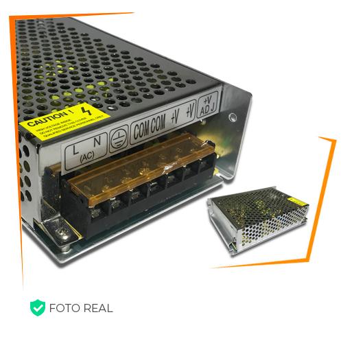 Fonte colmeia com saída 12V 10A, ideal para o seu kit - tamanho da imagem 500x500