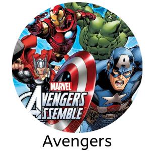 Tema de Festa dos Avengers