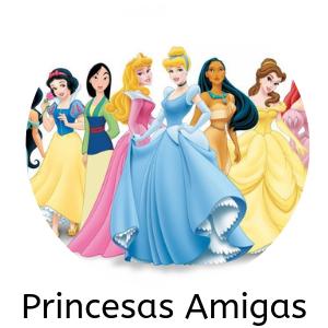 Tema de Festa princesa da Disney