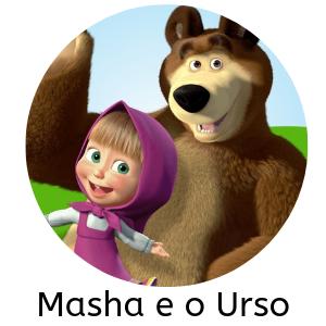 Tema de Festa da Masha e o Urso
