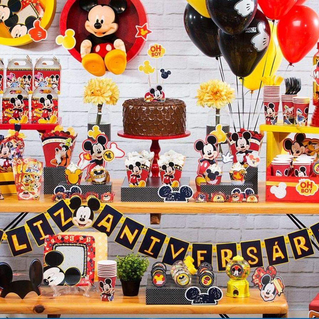 Tema de Festa Mickey