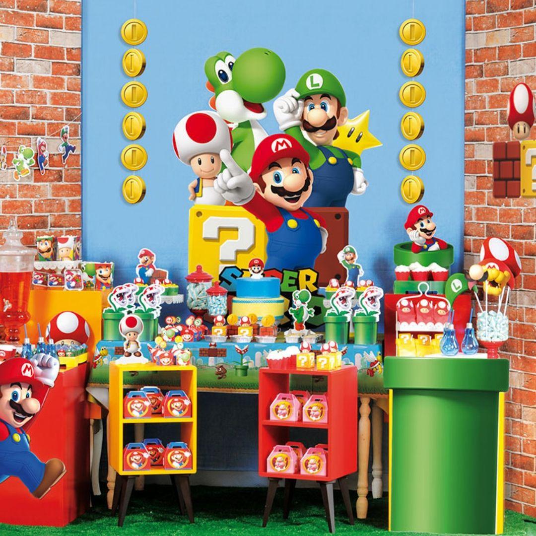 Tema de Festa do Super Mario