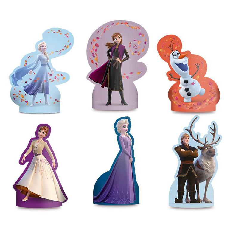 Decoração de Mesa Frozen 2