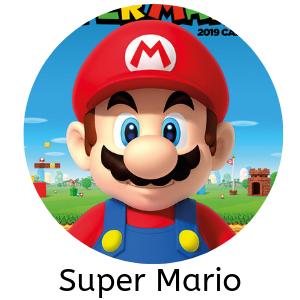 Tema de festa Super Mario