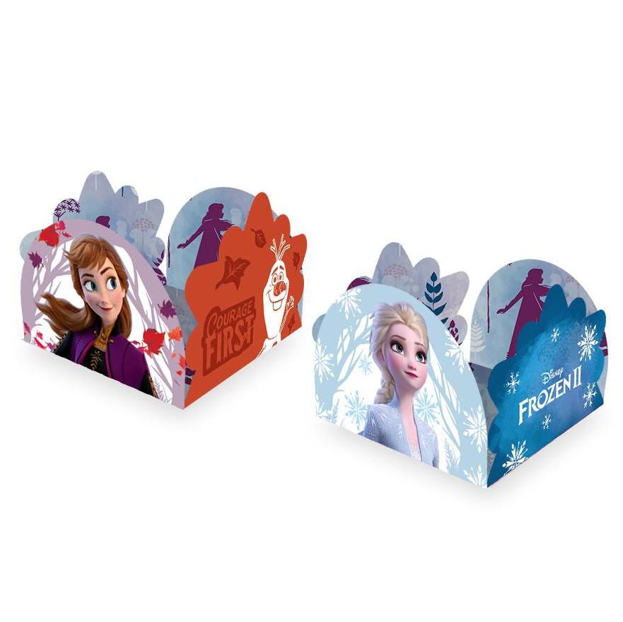 Porta forma de Brigadeiro da Frozen 2