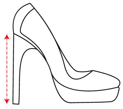 Tamanho pé