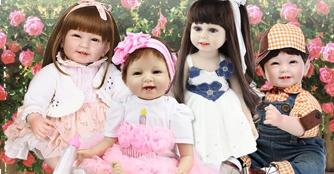 Boneca Bebê Reborn Original