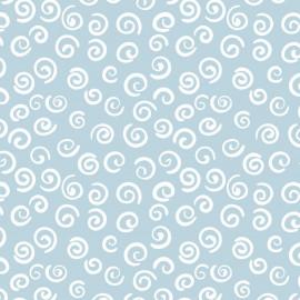 Fabricart - Caracol  Cristal - 50cm x 150cm