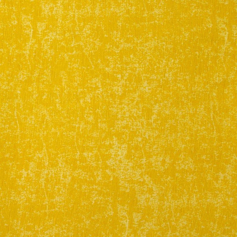 Tecido Gorgurão - Textura - Amarelo Medalhao Com Traços Amarelo Claro - 50cm x 140cm